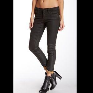 Big Star Alex Coated Skinny Jeans on Bronson